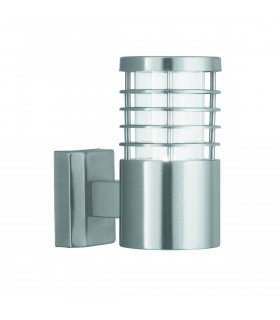 Applique Outdoor Lights, en acier inoxydable et polycarbonate