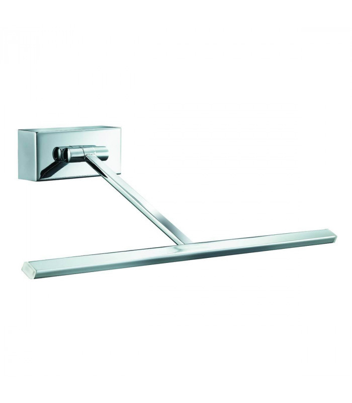 Liseuse LED chrome