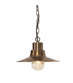 Suspension Sheldon, nickel antique