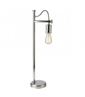 Lampe de table Douille en nickel poli