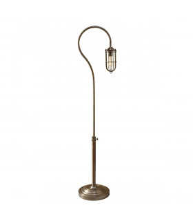 Applique Urban Renewal, bronze antique, 1 ampoule