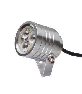 Spot Elite6, laiton, Led