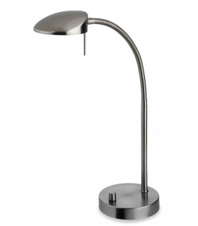 Lampe Milan, laiton antique